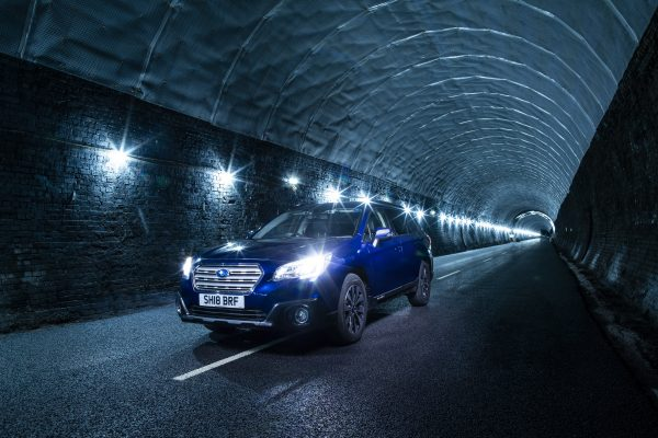 Catesby Tunnel Launch